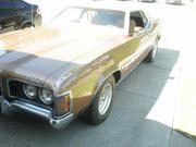 1972 Mercury Mercury Cougar XR7