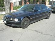 Bmw 740 4.4L 4398CC V8